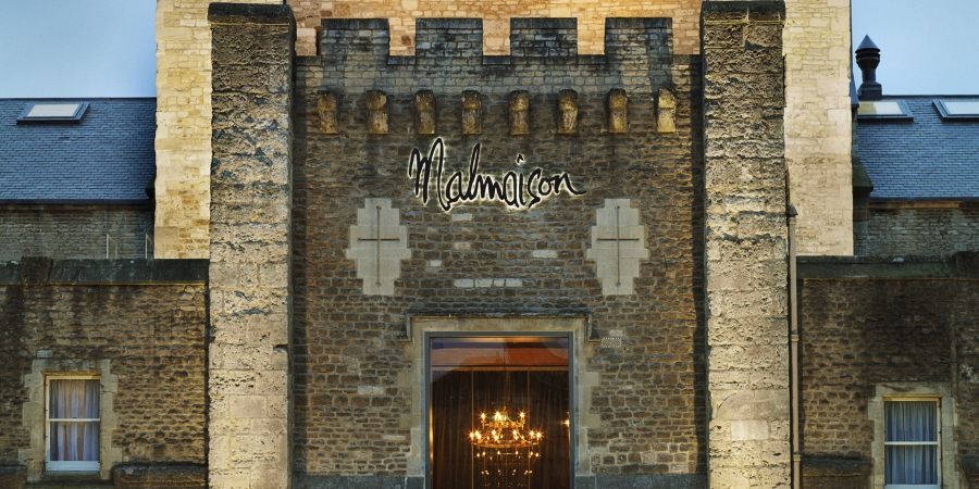 Malmaison Hotel Oxford Castle Quarter