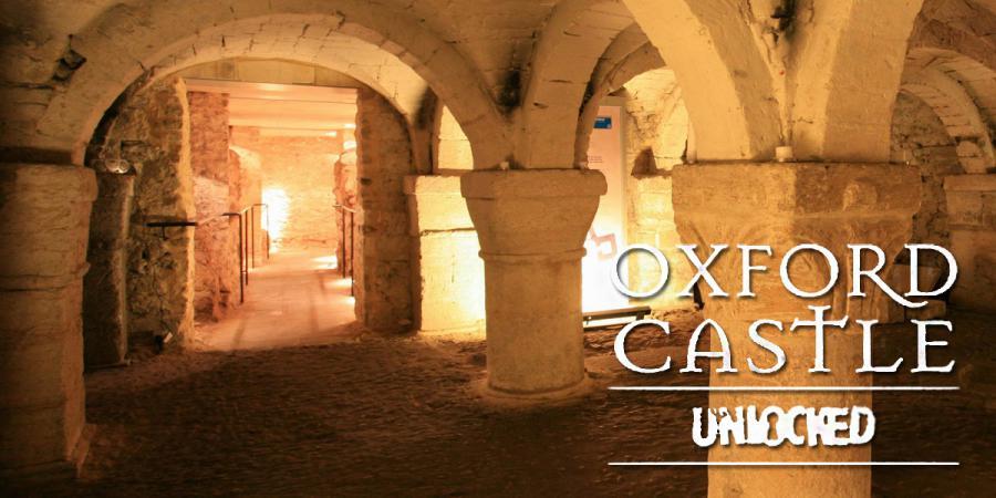 Oxford Castle Quarter Unlocked