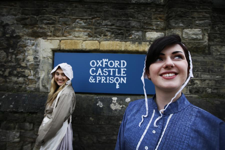 Oxford Castle & Prison 2
