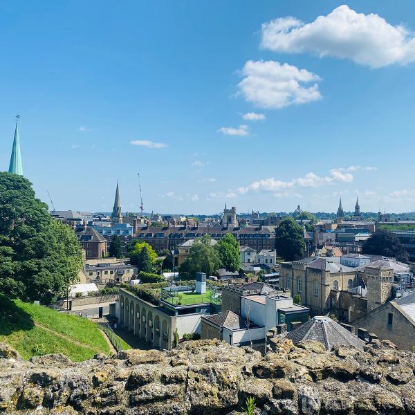 Oxford History Walks tour